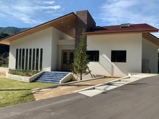 「ほたるの里」川の流れを感じながら DIOMANO設計 木造住宅 木 白色