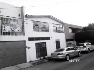 Casa Rosalinda de JEP arquitectos