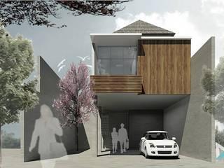 Minimalist houses by midun and partners architect Minimalist