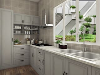 Kitchen by PT. Leeyaqat Karya Pratama, Classic