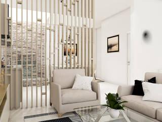 Moderne woonkamers van PT. Leeyaqat Karya Pratama Modern