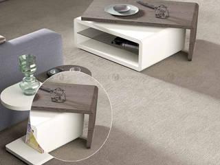 Decordesign Interiores Living roomAccessories & decoration Chipboard White
