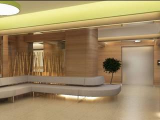 ANTE MİMARLIK  – Vizyon Göz Hastanesi:  tarz Hastaneler