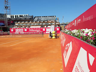 Estoril Open 2018: Casas  por Jardins do Paço,Clássico
