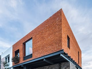 Casa Mineral de ATELIER ARS Moderno