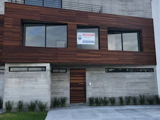 Casas Colinas de Juriquilla de ARC Arquitectos S.A. de C.V. Moderno