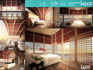Asian style hotels by midun and partners architect Asian
