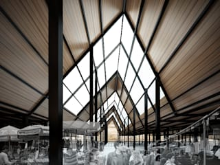 Asian style shopping centres by midun and partners architect Asian