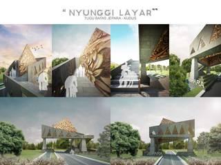 NYUNGGI LAYAR:  Konservasi by midun and partners architect
