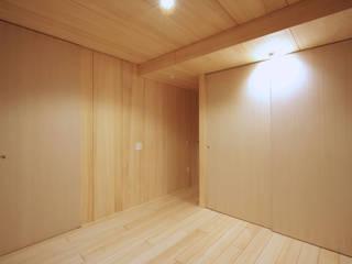 Modern Bedroom by ミナトデザイン1級建築士事務所 Modern