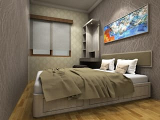 Modern Bedroom by Maxx Details Modern