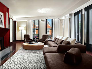 Bulgari Hotel and Residences Classic hotels by Squire and Partners Classic