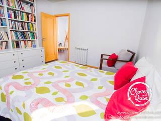Fotografia Duplex Aveiro - Alojamento Local // Photography for short therm rental por Clover and Rose Moderno