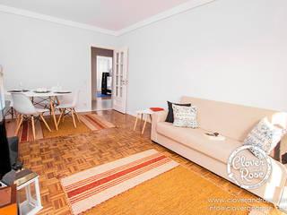 Fotografia Casa de férias - Barra, Aveiro // Beach house photography in Barra, Aveiro por Clover and Rose
