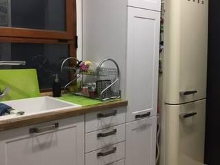 Progetto su misura: Cucina in stile  di LiFE CUCINE