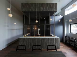 KATO kohki: キューボデザイン建築計画設計事務所が手掛けた会議・展示施設です。,