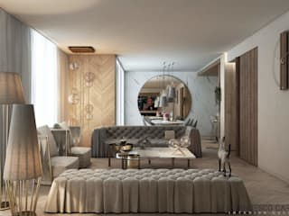 by FRANCESCO CARDANO Interior designer Класичний