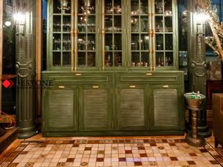 DESTONE YAPI MALZEMELERİ SAN. TİC. LTD. ŞTİ. Bar & Club in stile scandinavo