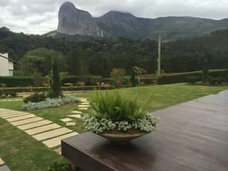 Carlos Eduardo de Lacerda Arquitetura e Planejamento Jardin avant