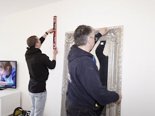 Mirror Fitting:   by Fantastic Handyman