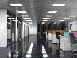 Ego Mimarlık A.Ş – :  tarz Çalışma Odası