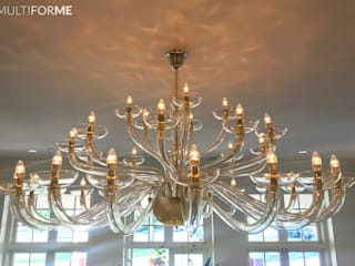 Multiforme Lighting at Denver Country Club Eclectic style event venues by MULTIFORME® lighting Eclectic