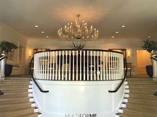 Multiforme Lighting at Denver Country Club オリジナルなイベント会場 の MULTIFORME® lighting オリジナル