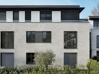 Family Homes, Cologne توسط Ströher GmbH کلاسیک