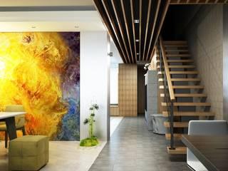 Artec Mimarlık Modern style bedroom Wood Wood effect