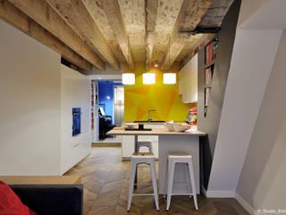Franck VADOT Architecture Built-in kitchens