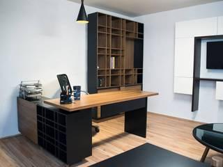 Mobiliario para oficina de Lippe carpintería & ebanistería Moderno