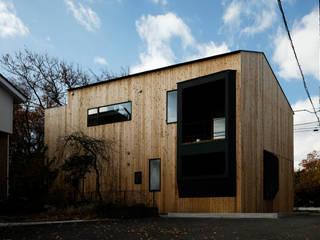 MaOL: キューボデザイン建築計画設計事務所が手掛けた家です。,