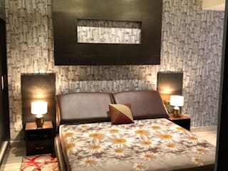 Residence Interior design:  Bedroom by planodecor