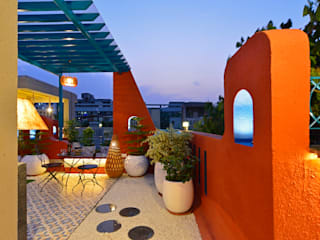 Rooftop Anecdotes:  Terrace by Space It Up
