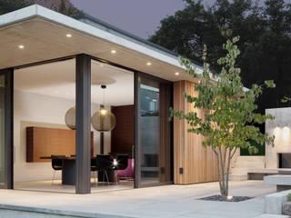 Haus mit Anbauten Moderne Häuser von SISAFORM Modern