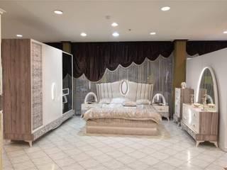 غرفة نوم:   تنفيذ أثاث كوم