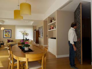 Casa GS 10 Soggiorno moderno di CalìArchitetti Moderno