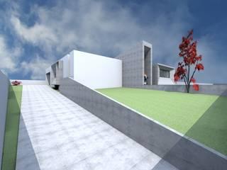 Moradia Unifamiliar M2 + Escritório por 2FCS - Arquitectura e Decoração