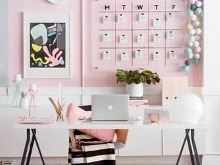 Oficinas de estilo  por Koresma Miraty - Homify, Minimalista