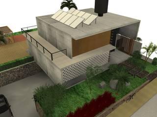 Casa manacá da serra por PRB ARQUITETURA