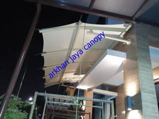 jasa pembuatan tenda membrane:  Atap by arkhan jaya