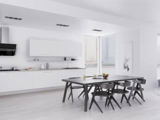 GLOBALO MAX 現代廚房設計點子、靈感&圖片
