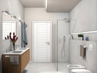Modern style bathrooms by Fratelli Pellizzari spa Modern
