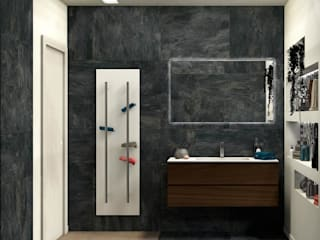 Modern style bathrooms by Fratelli Pellizzari spa Modern