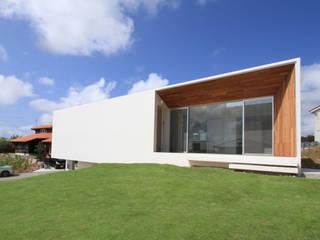 M-N house の アーキデザインワークス一級建築士事務所 ミニマル