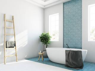 Salle de bain moderne par Klausroom Moderne