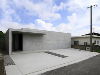 T-U house モダンな 家 の アーキデザインワークス一級建築士事務所 モダン