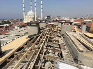 Nevzat Bey İş Merkezi / Çatı İzolasyon/Maltepe Milana Tadilat Dekorasyon Modern