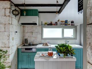 家族の家が弾ける家を〜Y様邸〜 クラシックデザインの キッチン の 有限会社グリーンアンドハウス クラシック