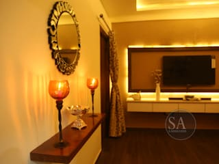 villa: modern  by S Associates,Modern